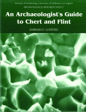 An Archaeologist S Guide To Chert And Flint Ucla Cotsen