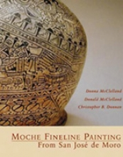Moche Fineline Painting From San Jos 233 De Moro Ucla