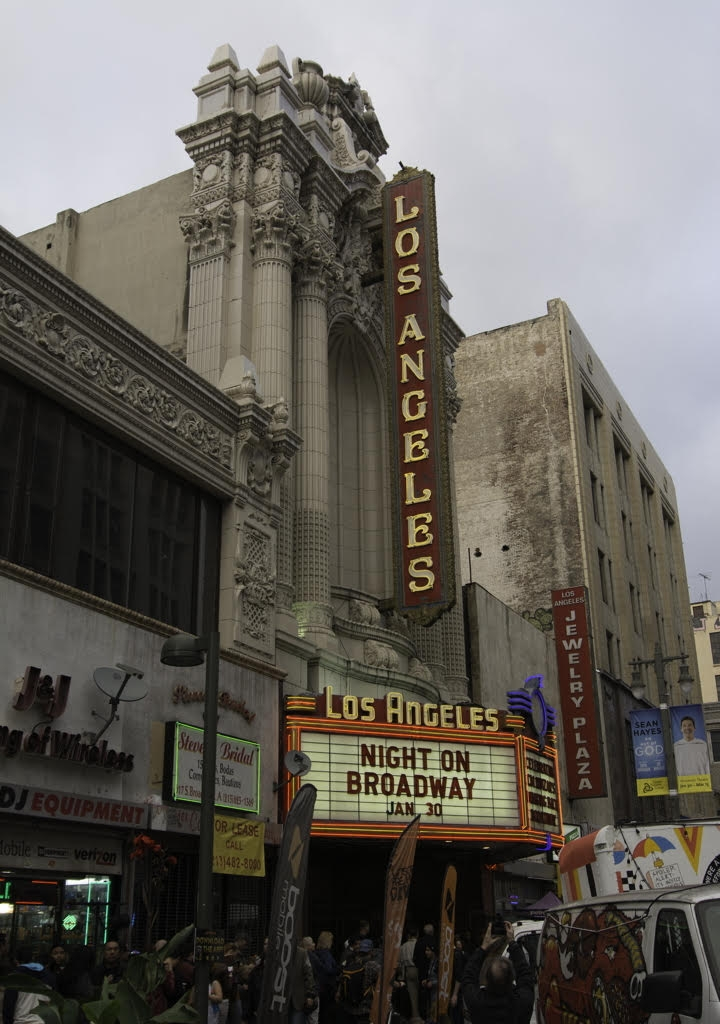 Los Angeles Theater exterior