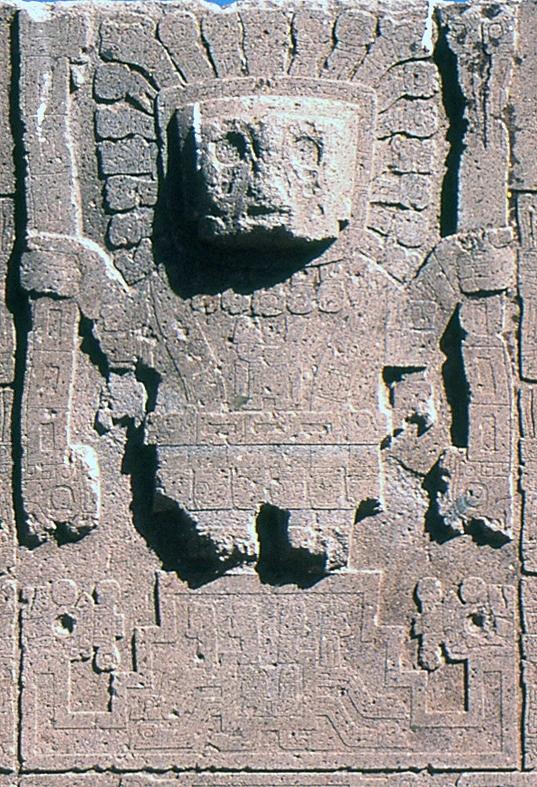 Stones of Tiahuanaco