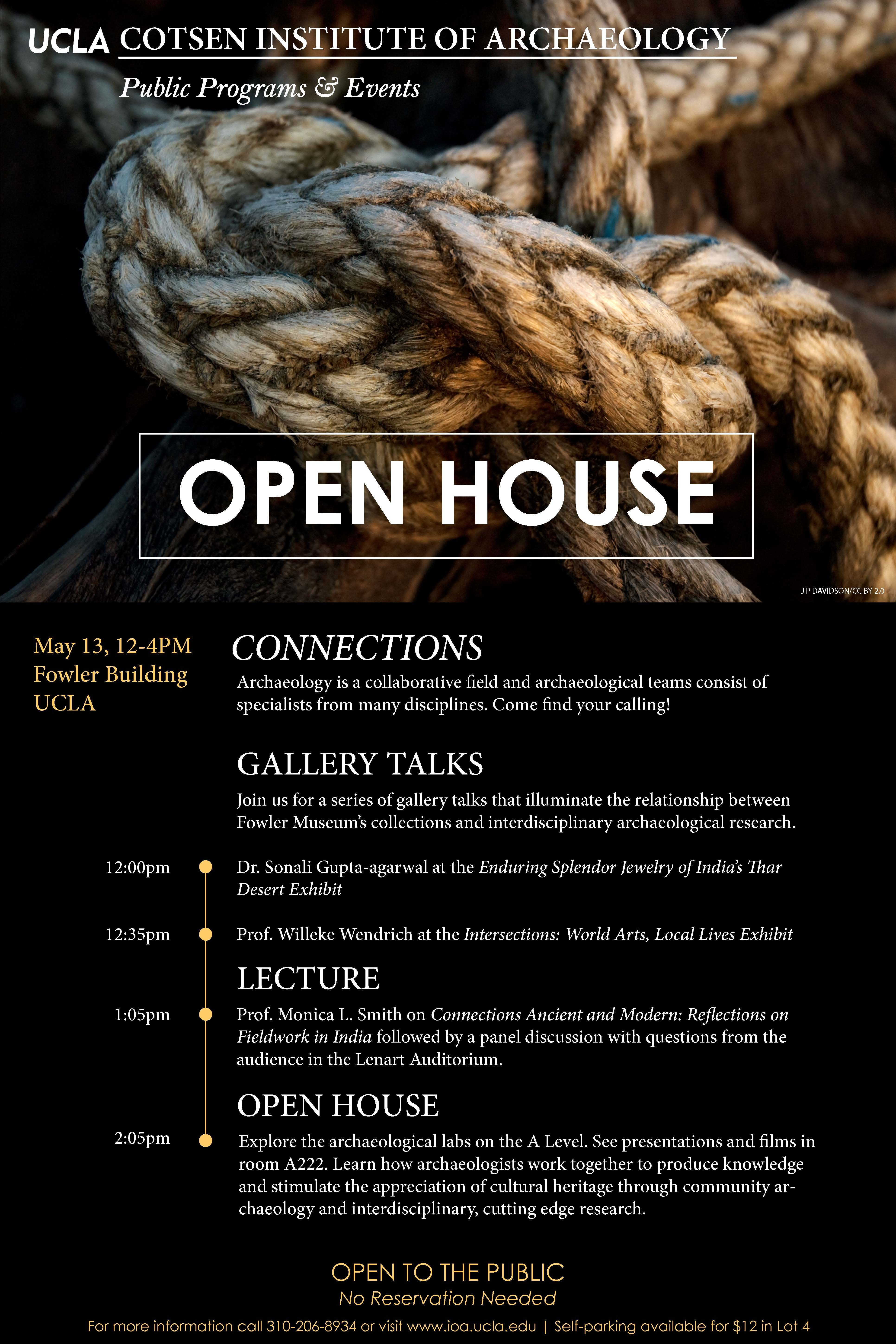 2017 Open House poster