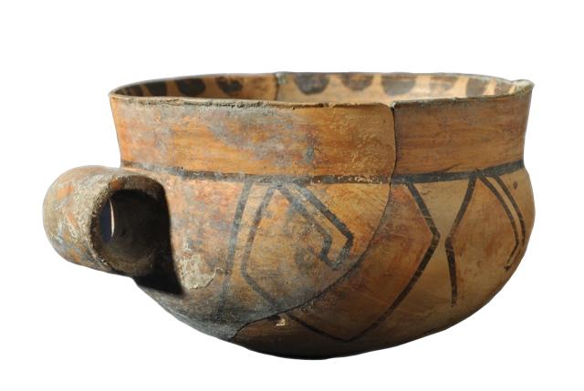 Scaloria ceramic